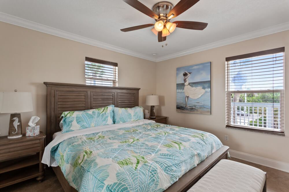Keep Cool With Sleek Low Profile Ceiling Fans